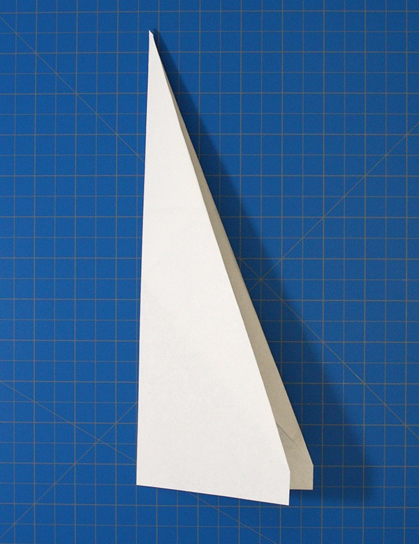 paper airplane templates for distance - fold n fly basic dart