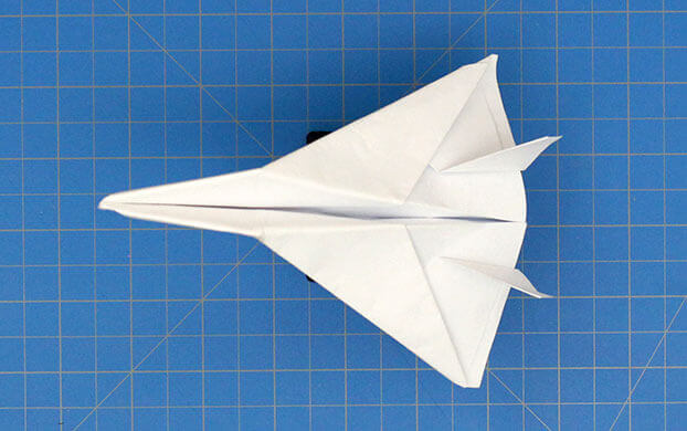 Fold n fly navy plane final paper airplane design malvernweather Images
