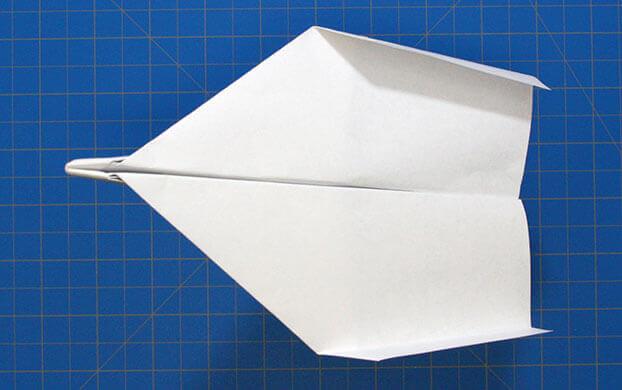 Fold N Fly     Hunting Flight  Hunting Flight  Final Paper Airplane Design